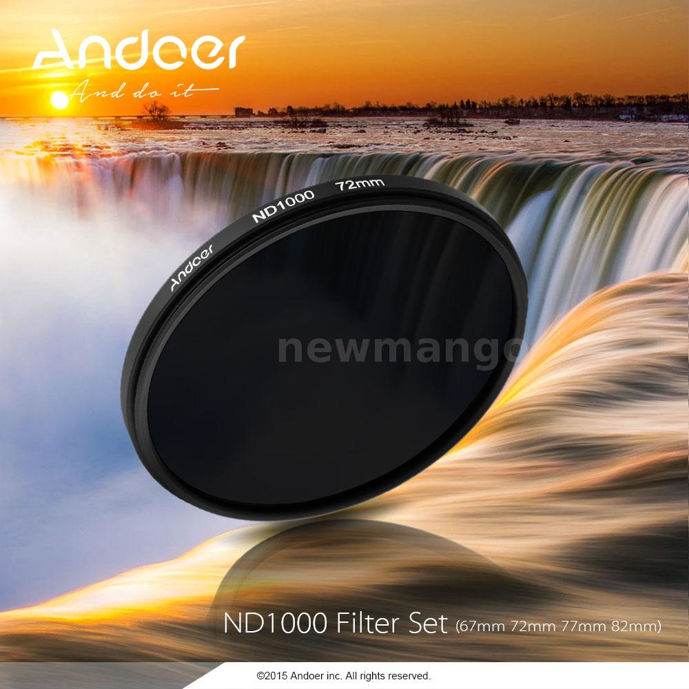 how to use a 10 stop nd filter