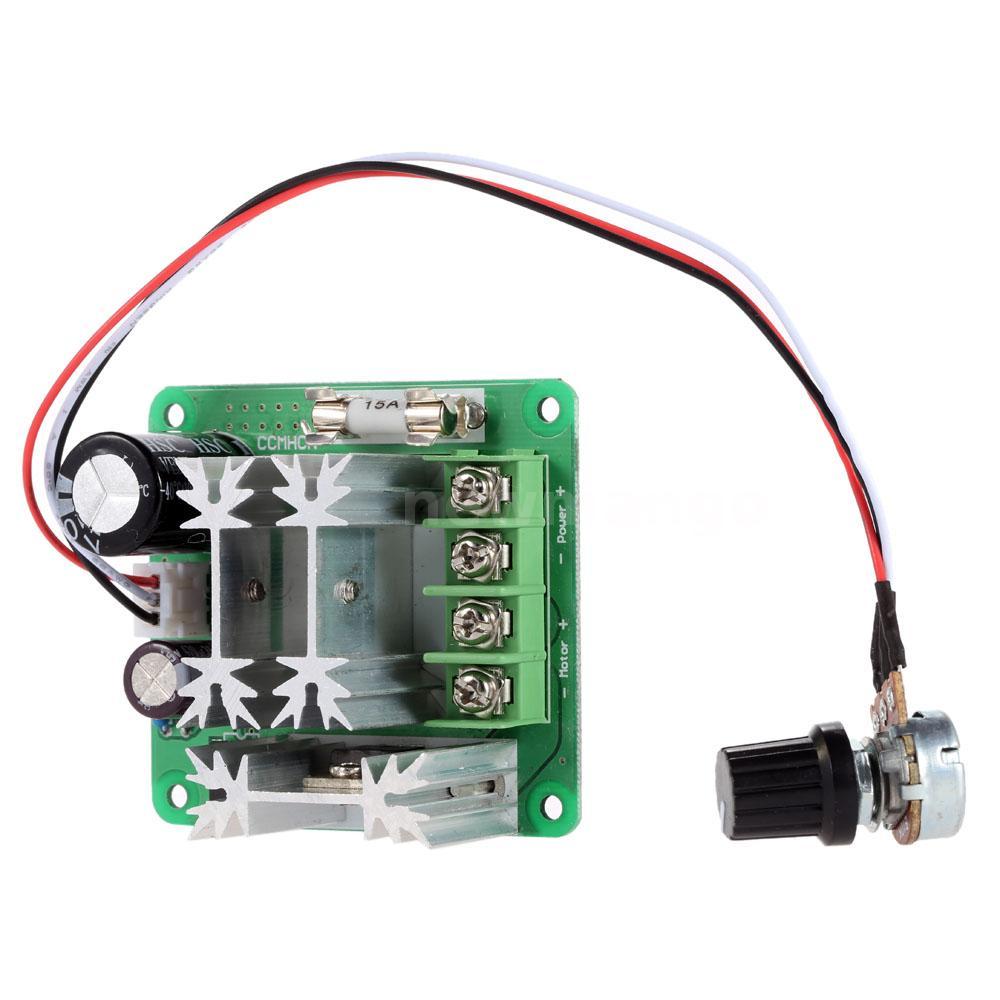 Adjustable Dc Motor Speed Controller Plc Control Pulse Width 0 100 Nm Rb38