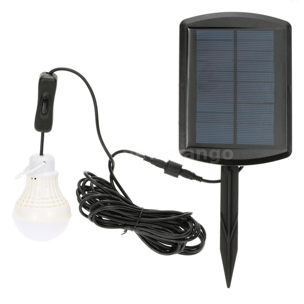 Hot solar powered led light portable bulb lamp lighting Solar air heater portable interior exterior