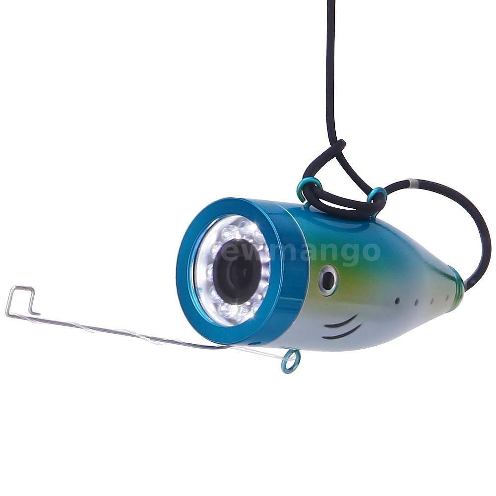 1200tvl 30m Underwater Cctv Camera Fish Finder Fishing