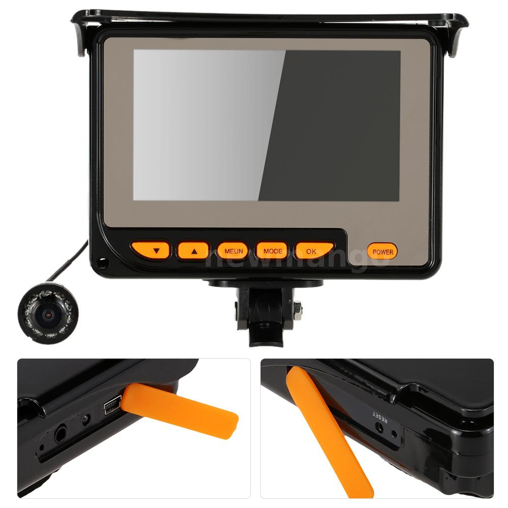 4 3 20m fish finder underwater fishing camera color for Underwater fishing camera