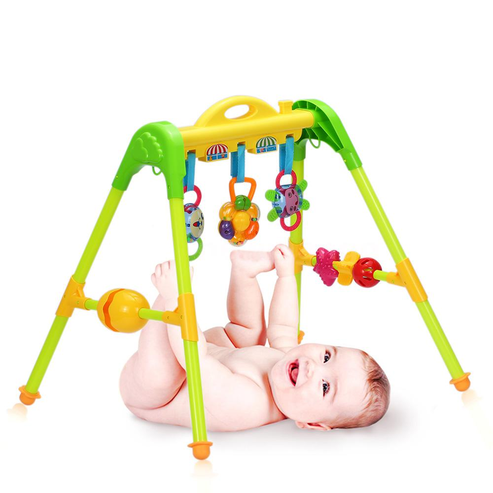 baby activity center play gym learning exercise detachable toy for kids d8n5 ebay. Black Bedroom Furniture Sets. Home Design Ideas