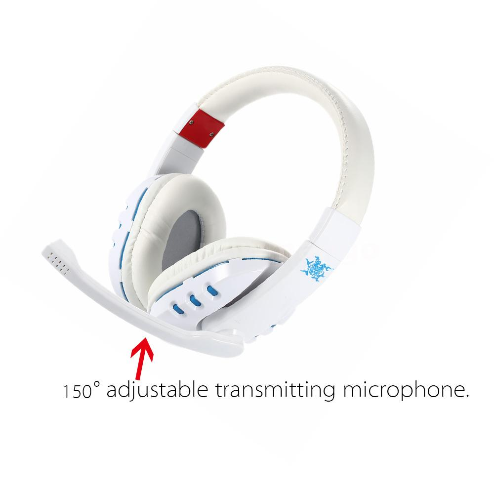Wireless Bluetooth Gaming HiFi Stereo Headphones Headset For PS3 IPhone Samsung