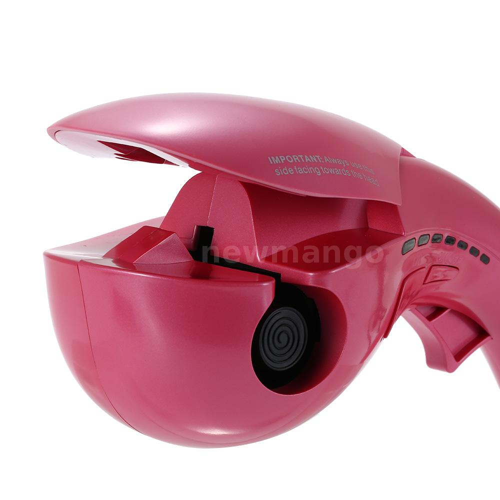 Auto Electric Hair Curler Inhale Hair Curler Roller ...